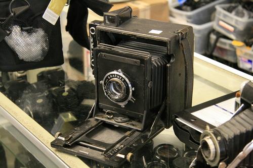 [Picture: Old Graphex Camera]