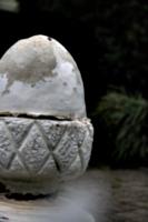 [Picture: Stone Acorn 1]
