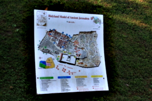 [picture: Holyland Model of Ancient Jerusalem 1]