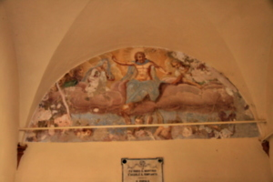 [picture: Fresco in chapel]
