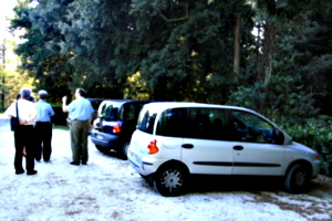 [picture: Three European Cars]