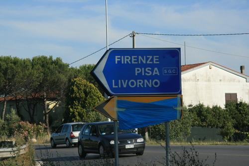 [Picture: Firenze, Pisa, Livorno]