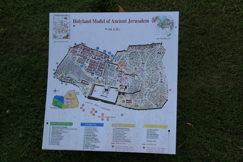 [Picture: Holyland Model of Ancient Jerusalem 2]