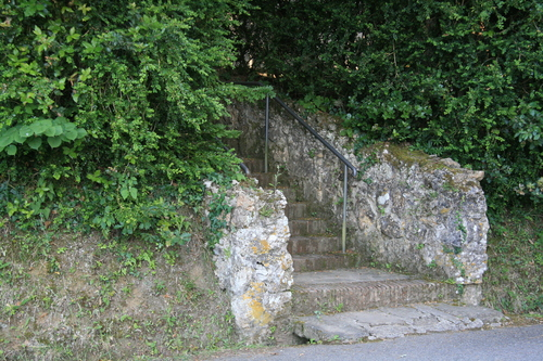 [Picture: Steps leading up 1]