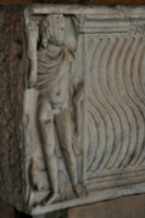[picture: sarcophagus from 3rd century C.E. 3: Bacchus]