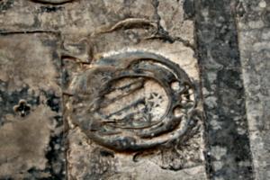 [picture: Heraldic crest]