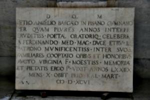 [picture: Medieval Inscription]