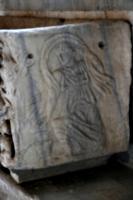 [picture: Sarcophagus 1: end]
