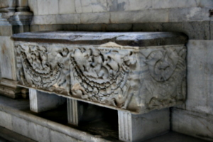 [picture: And another sarcophagus]