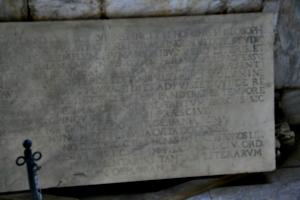 [picture: Inscription 1]