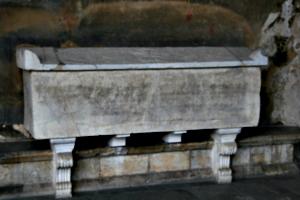 [picture: Plain sarcohpagus]
