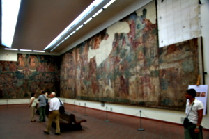 [picture: Room of murals]