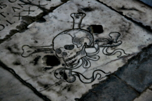[picture: Stylized Skull and Crossbones 1]