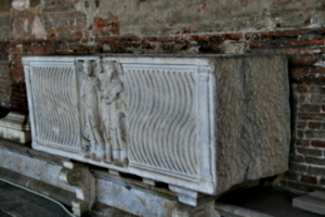 [picture: Fluted Sarcophagus From 3rd Century 1]