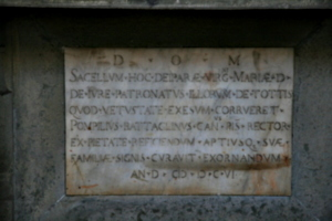 [picture: Rococo Tomb 2: inscription]