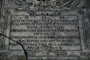 [picture: Dom is Dead 1: inscription]