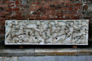 [picture: A Roman child's last resting-place 2]