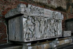 [picture: Bacchic Scene Sarcophagus 2]
