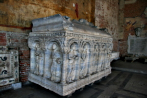 [picture: Sarcophagus, or tomb]