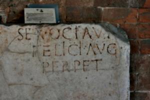 [picture: Sextus Octavian Felici Perpet]