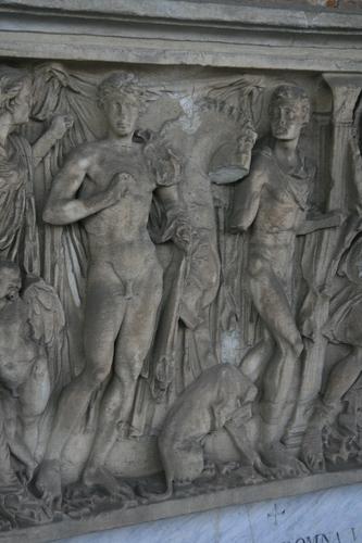 [Picture: Second Century A.D. Sarcophagus 3]