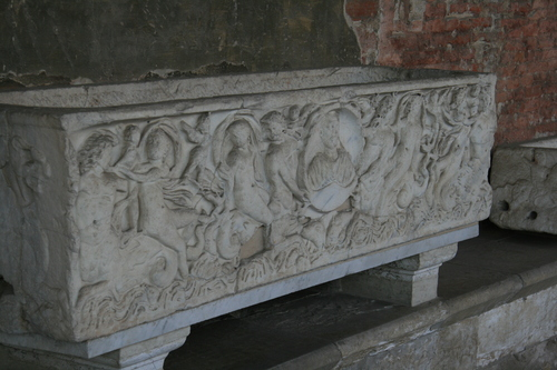 [Picture: Marine Sarcophagus 2]