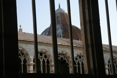 [Picture: The baptistry dome 2]