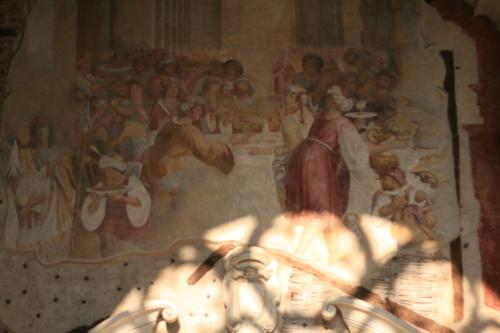 [Picture: Fresco fragment 1]