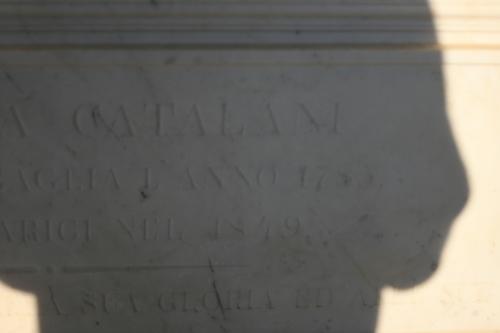 [Picture: Inscription Fragment]