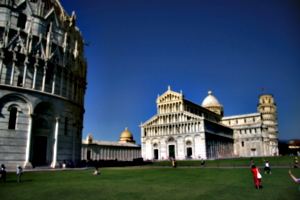 [picture: Baptistry, Cemetary, Cathedral and Tower 1]