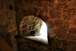 [picture: Inside the tower 2: window]