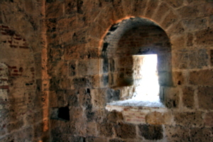 [picture: Inside the tower 5: window]