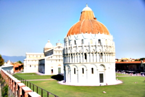 [picture: Baptistry and Cathedral]