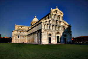 [picture: Pisa Cathedral]