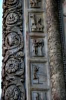 [picture: Carved Baptistry Entrance side-panels 2]