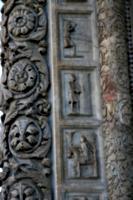 [picture: Carved Baptistry Entrance side-panels 3]