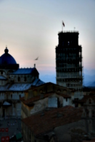 [picture: Evening tower 2]