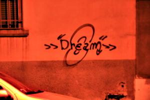 [picture: Graffito: Dream]