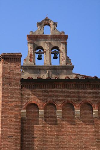 [Picture: Church of San Giorgio dei Tedeschi 2: Bells]
