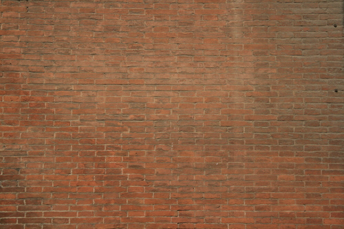 [Picture: Church of San Giorgio dei Tedeschi 4: brick wall]