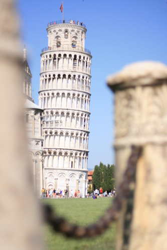 [Picture: The Leaning Tower of Pisa 2]