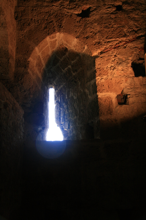 [Picture: Inside the tower 1: Roman Lens Flare]
