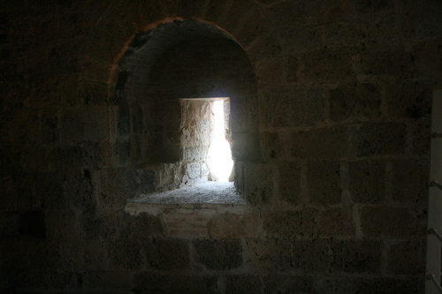 [Picture: Inside the tower 6: window]