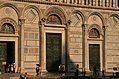 [Picture: Entrance to the Duomo 1]