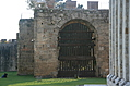 [Picture: Gate in the Stone Wall 1]