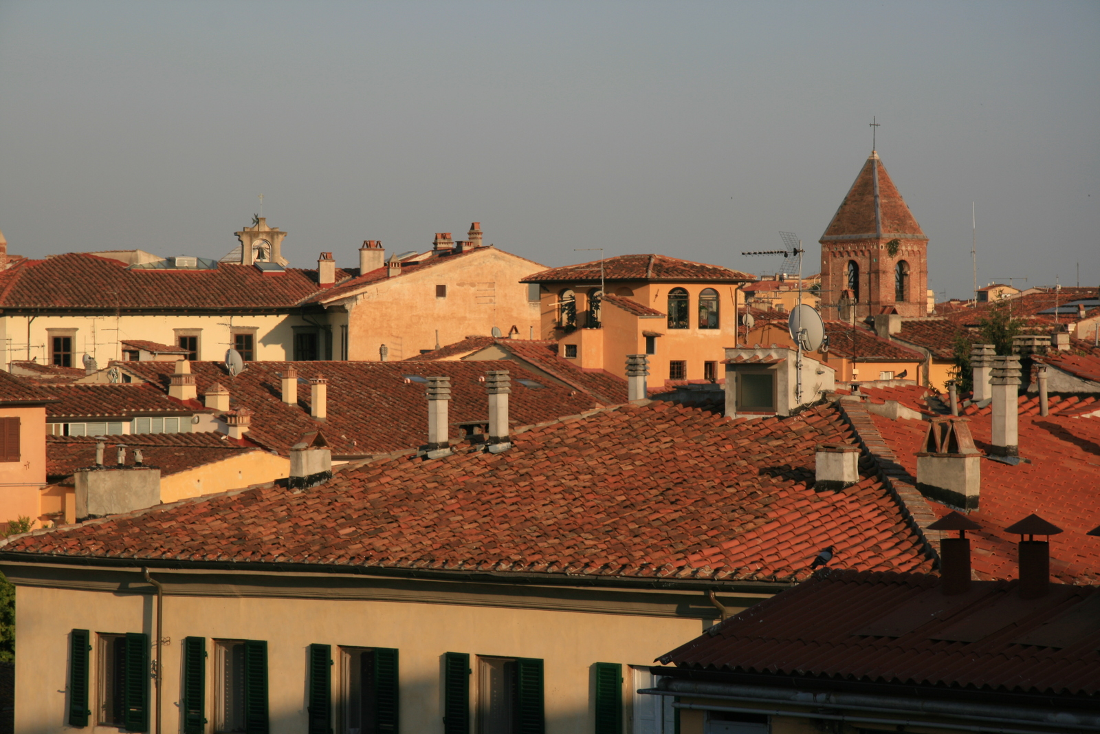 [Picture: View from the Hotel Window 3]