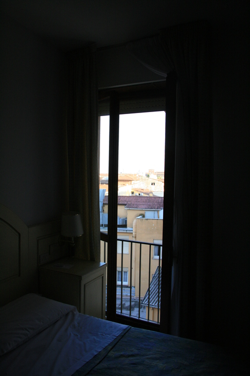 [Picture: View from the Hotel Window 7]