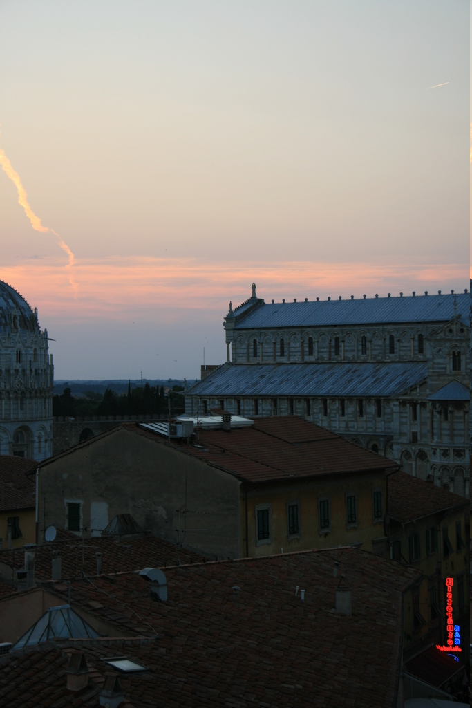 [Picture: Evening cathedral 4]
