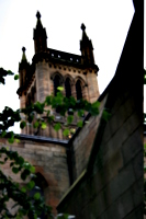 [picture: Ramshorn Kirk 1: Church Tower]
