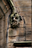 [picture: Carved stone head 3]